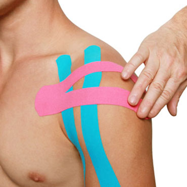 Physiotherapy Kinesio Taping Shoulder